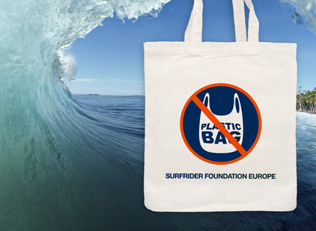 Tote bag Surfrider Foundation - Protection nature