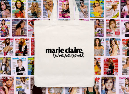 Sac tote bag Marie Claire International