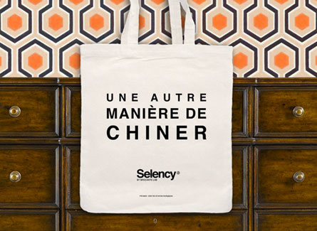 sacs tote bags selency brocante lab