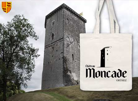 Sac tote bag Moncade Orthez